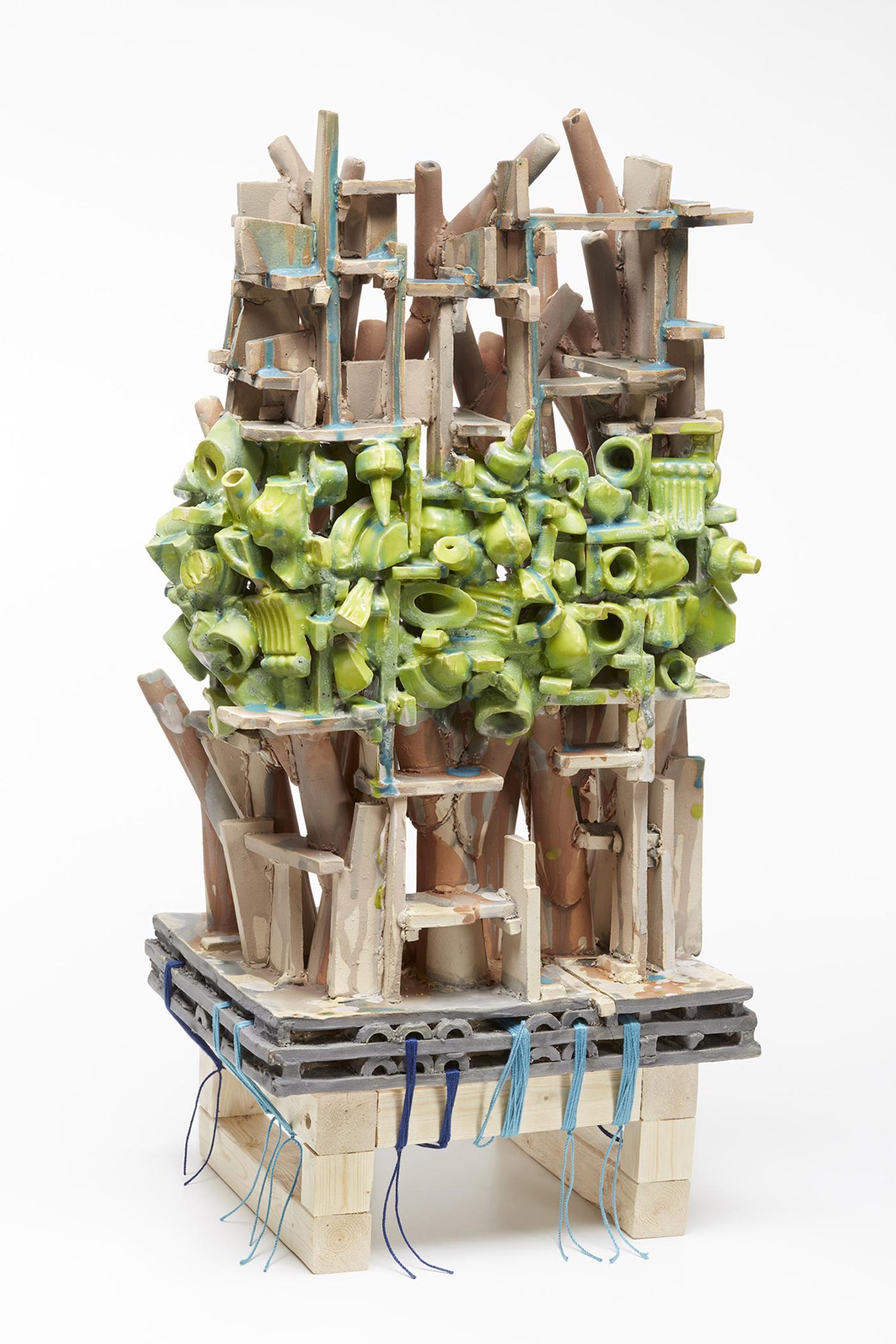 Topiary Facade II